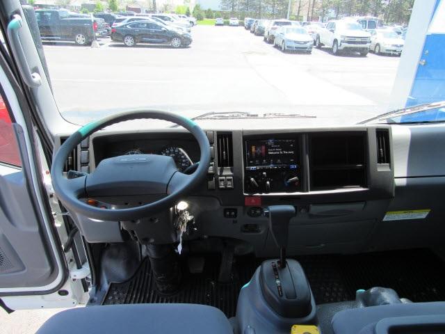2020 LCF 3500 Crew Cab DRW 4x2,  Galion 100U Dump Body #20827 - photo 13