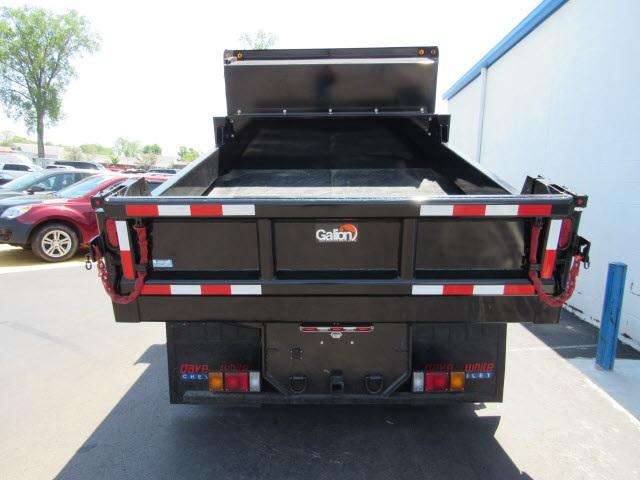 2020 LCF 3500 Crew Cab DRW 4x2,  Galion 100U Dump Body #20827 - photo 5