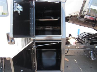 2020 LCF 3500 Crew Cab DRW 4x2,  Galion 100U Dump Body #20827 - photo 4