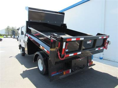 2020 LCF 3500 Crew Cab DRW 4x2,  Galion 100U Dump Body #20827 - photo 2