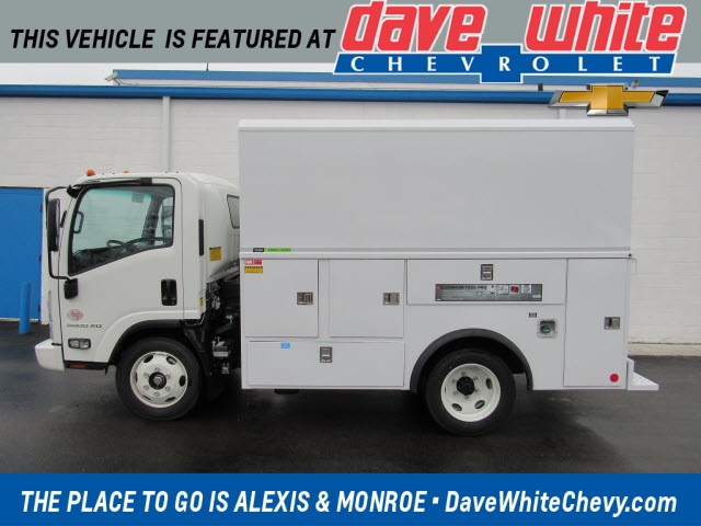 2020 Chevrolet LCF 5500XD Regular Cab DRW 4x2, Reading Service Utility Van #20865 - photo 1