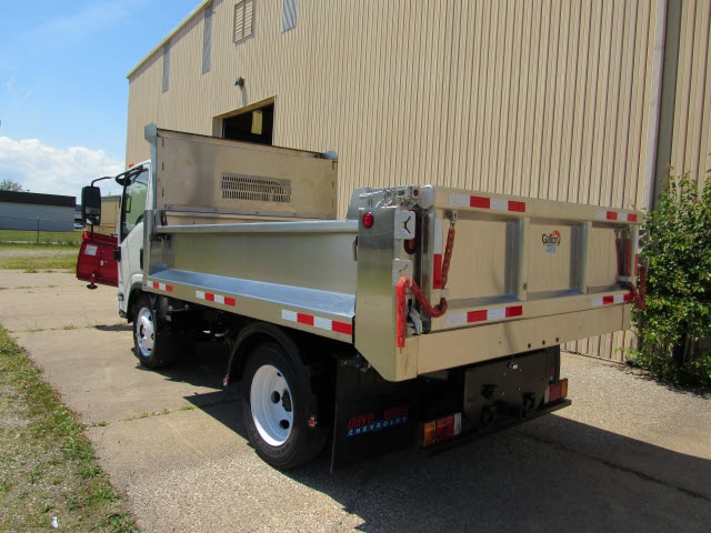 2020 Chevrolet LCF 4500 Regular Cab 4x2, Galion Dump Body #20879 - photo 1