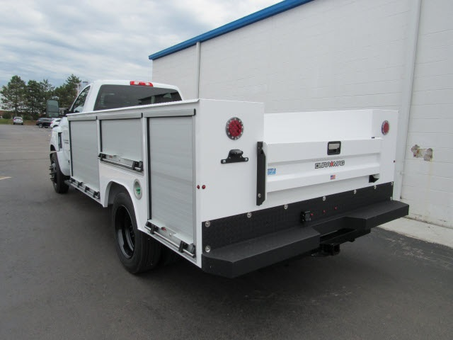 2020 Silverado 5500 Regular Cab DRW 4x2,  Duramag R Series Service Body #20914 - photo 2