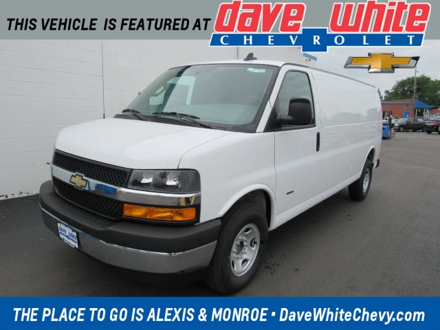 2020 Chevrolet Express 2500 4x2, Empty Cargo Van #20939 - photo 1