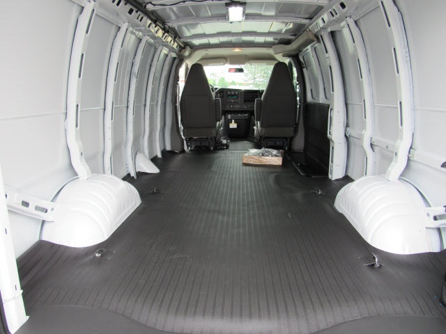 2020 Chevrolet Express 3500 4x2, Empty Cargo Van #20948 - photo 1
