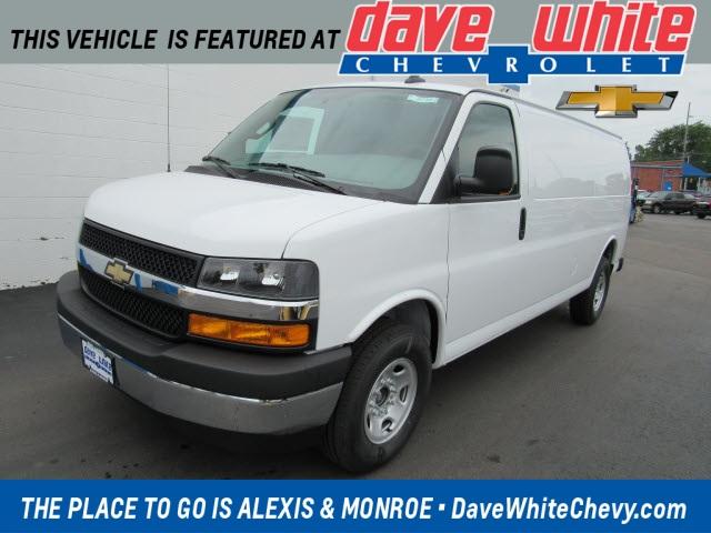 2020 Chevrolet Express 3500 4x2, Empty Cargo Van #20949 - photo 1