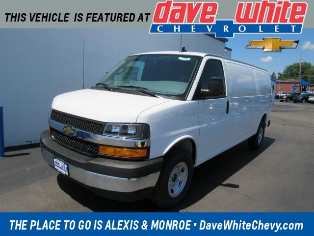 2020 Chevrolet Express 3500 4x2, Empty Cargo Van #20952 - photo 1
