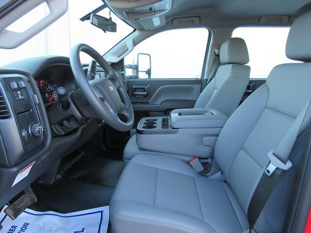 2021 Silverado 5500 Crew Cab DRW 4x2,  Cab Chassis #21486 - photo 8