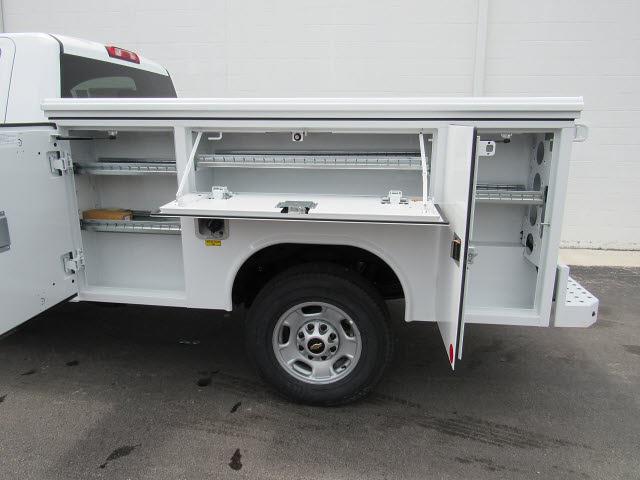 2021 Silverado 2500 Regular Cab 4x2,  Reading Classic II Steel Service Body #215668 - photo 3