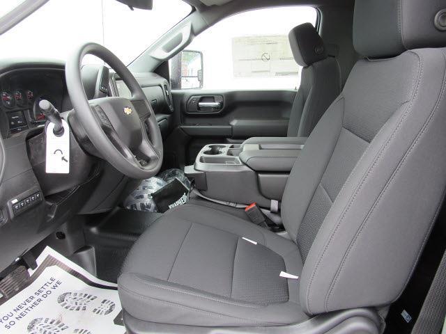 2021 Silverado 2500 Regular Cab 4x4,  Knapheide Aluminum Service Body #21601 - photo 11