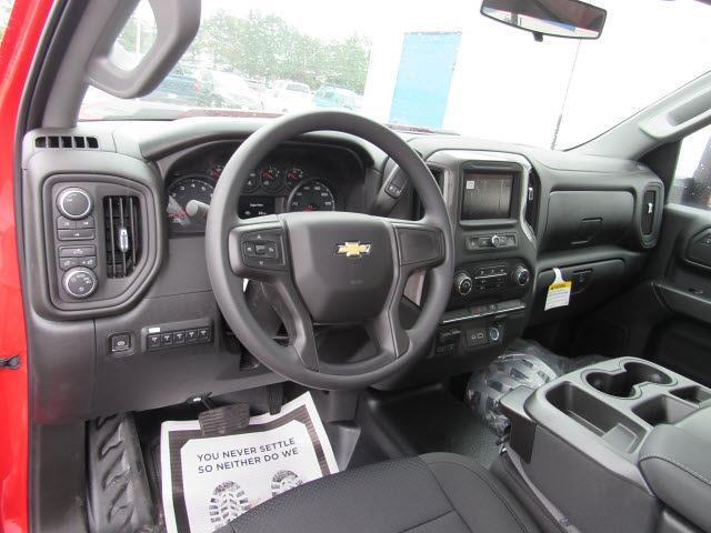 2021 Silverado 2500 Regular Cab 4x4,  Knapheide Aluminum Service Body #21601 - photo 12