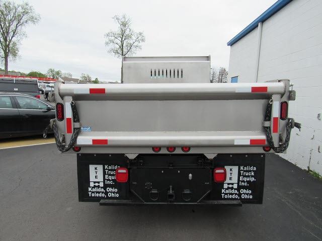2021 LCF 4500XD Regular Cab DRW 4x2,  DuraClass Dump Body #21655 - photo 5