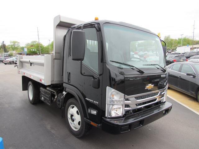 2021 LCF 4500XD Regular Cab DRW 4x2,  DuraClass Dump Body #21655 - photo 7