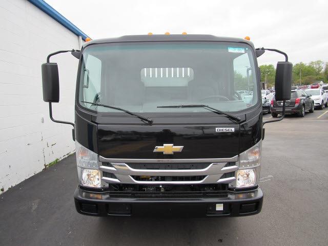 2021 LCF 4500XD Regular Cab DRW 4x2,  DuraClass Dump Body #21655 - photo 8