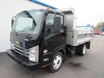 2021 LCF 4500XD Regular Cab DRW 4x2,  DuraClass Dump Body #21655 - photo 9