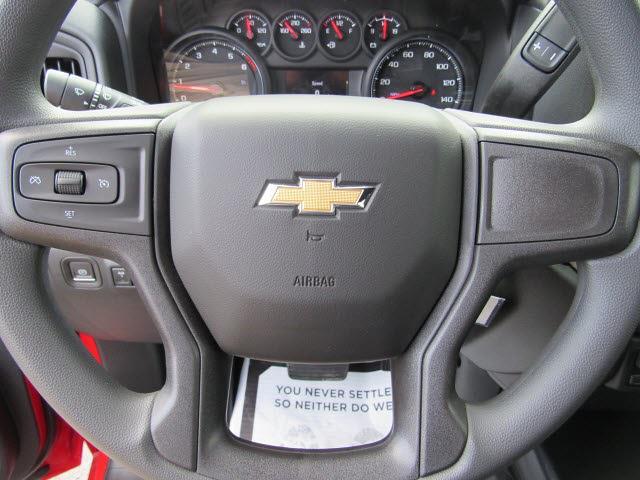 2021 Chevrolet Silverado 2500 Double Cab 4x4, Knapheide Aluminum Service Body #21792 - photo 14
