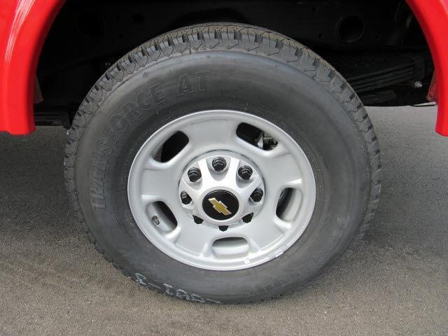 2021 Chevrolet Silverado 2500 Double Cab 4x4, Knapheide Aluminum Service Body #21792 - photo 26