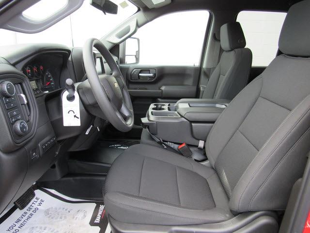 2021 Chevrolet Silverado 2500 Double Cab 4x4, Knapheide Aluminum Service Body #21792 - photo 9