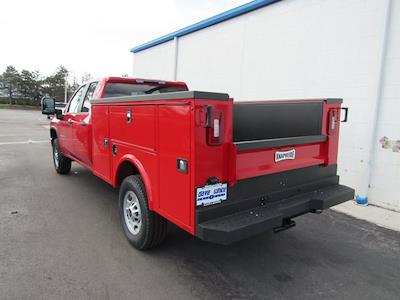 2021 Chevrolet Silverado 2500 Double Cab 4x4, Knapheide Aluminum Service Body #21792 - photo 2