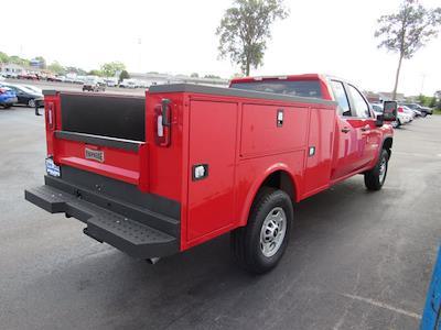 2021 Chevrolet Silverado 2500 Double Cab 4x4, Knapheide Aluminum Service Body #21792 - photo 5