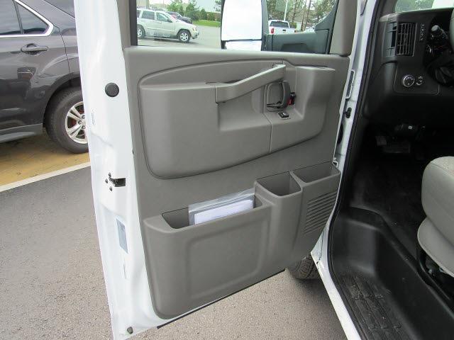 2021 Chevrolet Express 3500 4x2, Rockport Parcelport Cutaway Van #21813 - photo 10