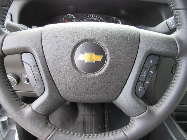 2021 Chevrolet Express 3500 4x2, Rockport Parcelport Cutaway Van #21813 - photo 12