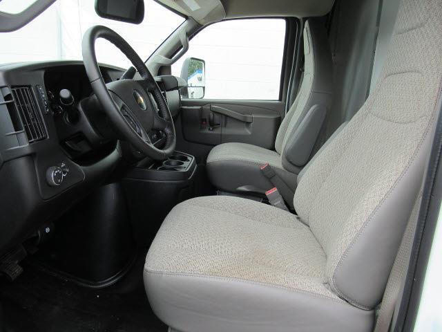 2021 Chevrolet Express 3500 4x2, Rockport Parcelport Cutaway Van #21813 - photo 8