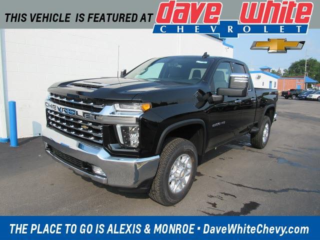 2022 Chevrolet Silverado 2500 Double Cab 4x4, Pickup #22008 - photo 1