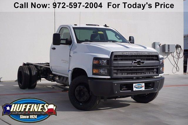 2020 Chevrolet Silverado Medium Duty Regular Cab DRW 4x2, Cab Chassis #20CF0022 - photo 1