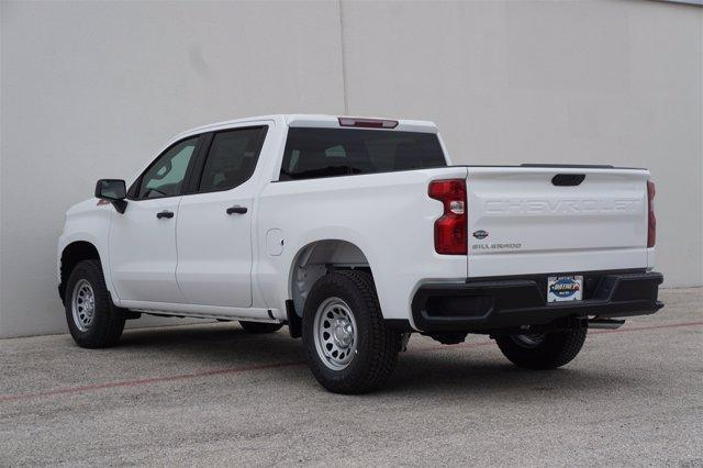 2020 Chevrolet Silverado 1500 Crew Cab 4x4, Pickup #20CF0047 - photo 4
