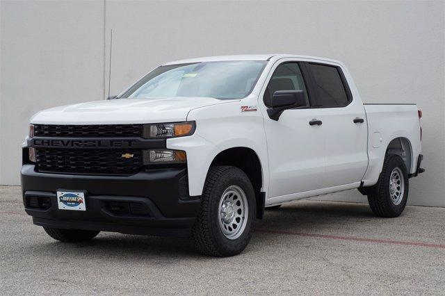 2020 Chevrolet Silverado 1500 Crew Cab 4x4, Pickup #20CF0052 - photo 3