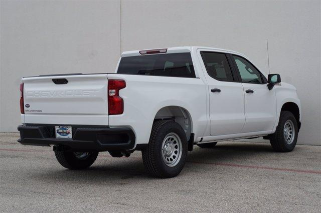 2020 Chevrolet Silverado 1500 Crew Cab 4x4, Pickup #20CF0052 - photo 2
