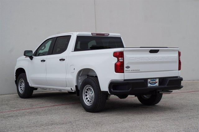 2020 Chevrolet Silverado 1500 Crew Cab 4x4, Pickup #20CF0052 - photo 4