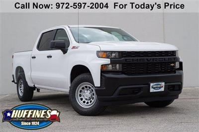 2020 Chevrolet Silverado 1500 Crew Cab 4x4, Pickup #20CF0052 - photo 1