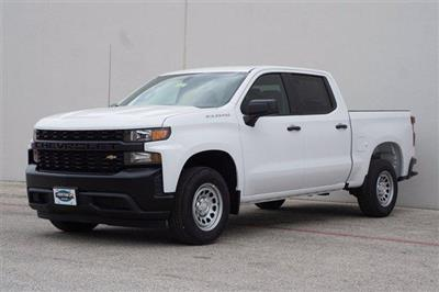 2020 Chevrolet Silverado 1500 Crew Cab RWD, Pickup #20CF0054 - photo 3