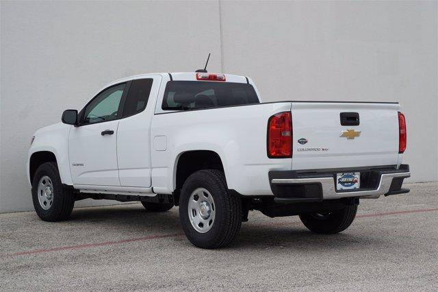 2020 Chevrolet Colorado Extended Cab RWD, Pickup #20CF0086 - photo 4