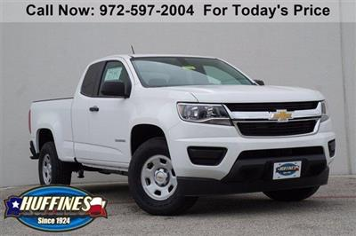 2020 Chevrolet Colorado Extended Cab RWD, Pickup #20CF0086 - photo 1