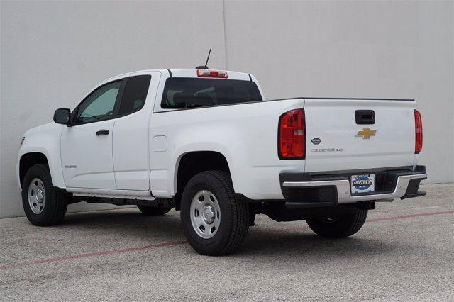2020 Chevrolet Colorado Extended Cab RWD, Pickup #20CF0087 - photo 4
