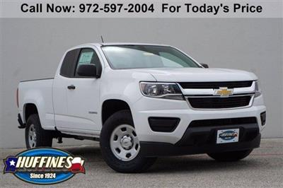 2020 Chevrolet Colorado Extended Cab RWD, Pickup #20CF0087 - photo 1