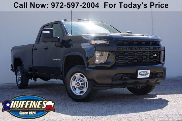 2020 Chevrolet Silverado 2500 Double Cab RWD, Pickup #20CF0106 - photo 1