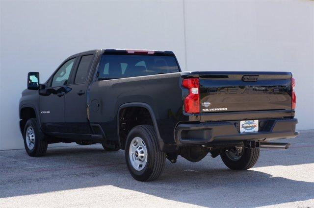 2020 Chevrolet Silverado 2500 Double Cab RWD, Pickup #20CF0106 - photo 4