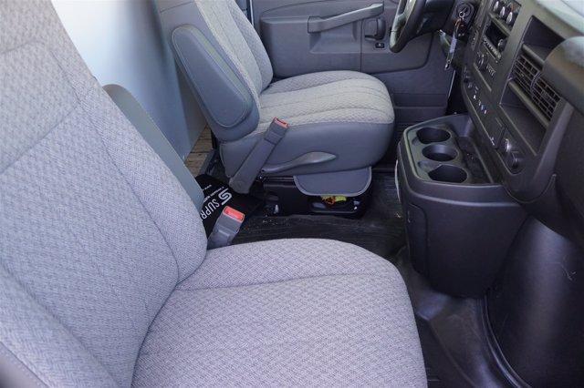 2020 Chevrolet Express 3500 RWD, Supreme Spartan Cargo Cutaway Van #20CF0114 - photo 7