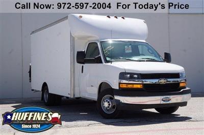 2020 Chevrolet Express 3500 RWD, Supreme Spartan Cargo Cutaway Van #20CF0114 - photo 1