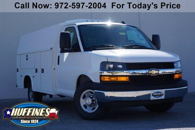 2020 Chevrolet Express 3500 RWD, Knapheide KUV Service Utility Van #20CF0117 - photo 1
