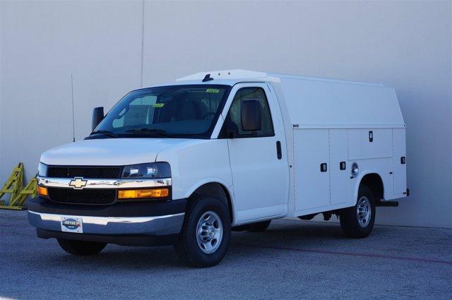 2020 Chevrolet Express 3500 RWD, Knapheide KUV Service Utility Van #20CF0117 - photo 3