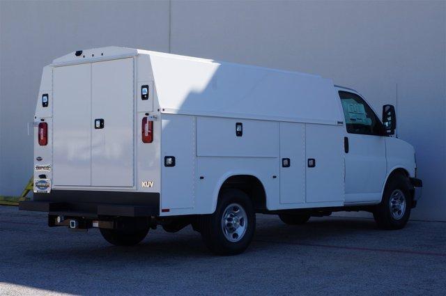 2020 Chevrolet Express 3500 RWD, Knapheide KUV Service Utility Van #20CF0117 - photo 2