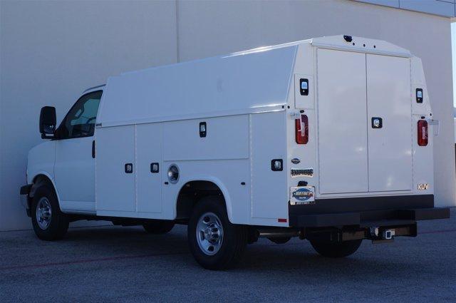 2020 Chevrolet Express 3500 RWD, Knapheide KUV Service Utility Van #20CF0117 - photo 4