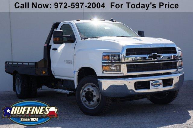 2020 Chevrolet Silverado Medium Duty Regular Cab DRW RWD, Cab Chassis #20CF0124 - photo 1