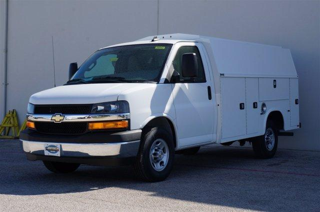2020 Chevrolet Express 3500 RWD, Knapheide KUV Service Utility Van #20CF0138 - photo 3