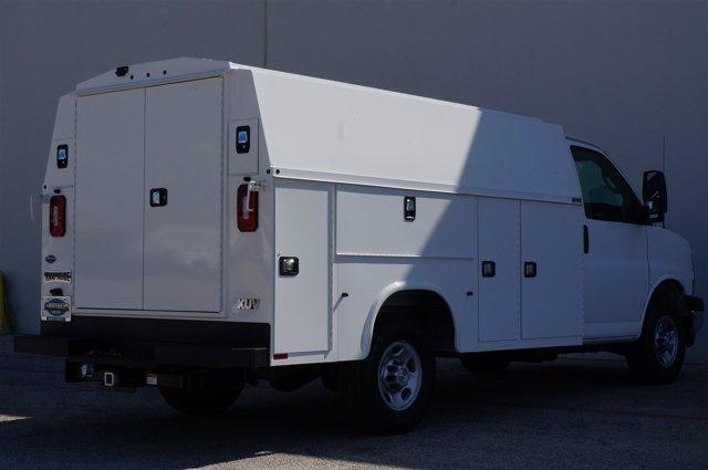 2020 Chevrolet Express 3500 RWD, Knapheide KUV Service Utility Van #20CF0138 - photo 2